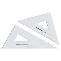 三角定規 ペアセット18cm 964-18