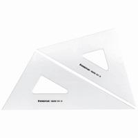 マルス三角定規 ペアセット24cm 964-24