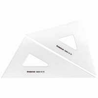 マルス三角定規 ペアセット30cm 964-30