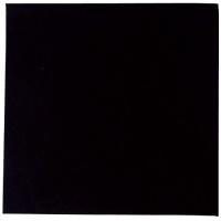 工作フェルト 単色(5枚) 黒 300mmX300mm