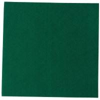 工作フェルト 単色(5枚) 緑 300mmX300mm
