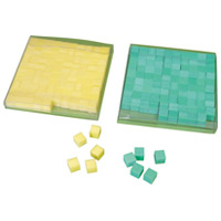 1cm立方体セット(硬質発泡製)