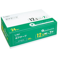 エルモ ポアテープ 24巻入 1.25cmX7m
