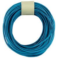 カラーゴム(10m巻) 青