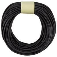 カラーゴム(10m巻) 黒
