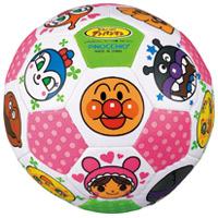 アンパンマンNEWカラフルサッカーボール
