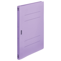 フラットファイルPP A4S 紫 FF-A4S-VL