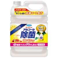 キッチン用アルコール除菌スプレー 詰替 5L