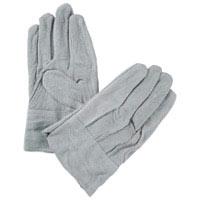 牛床革手袋背縫い 1双