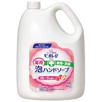 ビオレU泡ハンドソープ フルーツ 業務用 4L