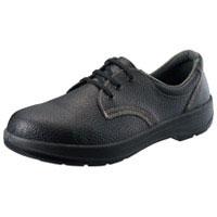 ポリウレタン2層底安全靴 AW11 24.5cm
