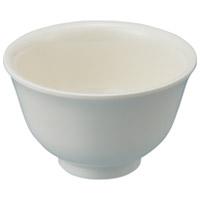 メラミン湯呑 アイボリー 10個セット