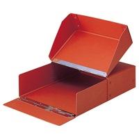 図面箱 T-280-00 A4 茶