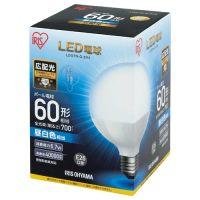 LED電球60W E26 ボール球 昼白 LDG7N-G-6V4