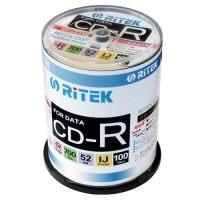 データ用CD-R 100枚 CD-R700WPX100CK C