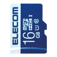 microSDHCカード 16GB MF-MS016GU11R