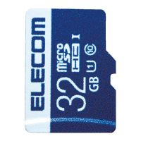 microSDHCカード 32GB MF-MS032GU11R