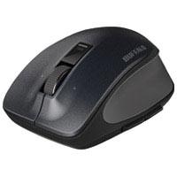 無線 BlueLEDマウス ブラック BSMBW500MBK