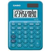 ミニ電卓10桁 MW-C8C-BU-N