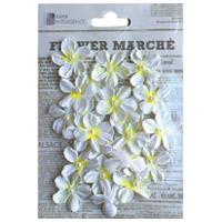 フラワーマルシェ パールペタル ホワイト