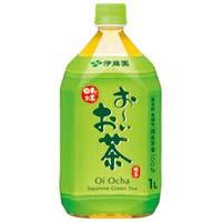 お~いお茶 緑茶PET 1L/12本