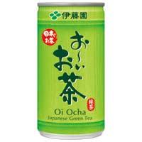 ※缶お~いお茶緑茶 190g/30本入