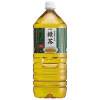 お茶屋さんの緑茶2L/6本