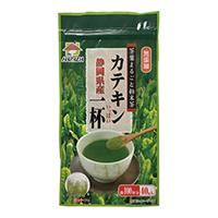 静岡県産粉末茶カテキン一杯