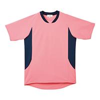 入浴介助用シャツ CR108 ピーチ4L