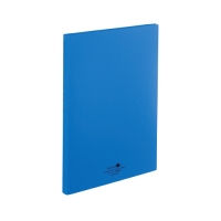 名刺帳 A4 300枚用 青 A-5042-8