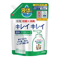 キレイキレイ液体ハンドソープ 詰替 16袋