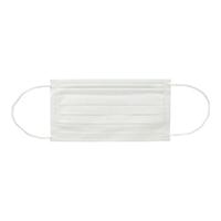 バイタルイヤーループマスク ホワイト