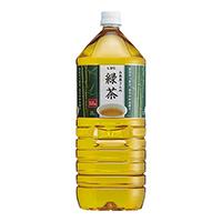 お茶屋さんの緑茶2L/6本 3箱
