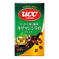 ※UCCキリマンジァロ200gX6袋