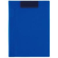 クリップファイルA4 Cブルー ACT-5924-14