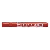 WBマーカー 赤 丸芯 1本 H032J-RD