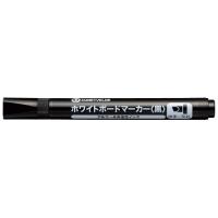 WBマーカー 黒 平芯 1本 H042J-BK