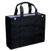 オフィストートバッグ UNT-A4#49 ブラック
