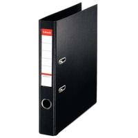 レバーアーチファイル 48077 A4S 黒 10冊