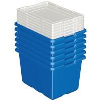 レゴ収納用ケース(6個入) 9840