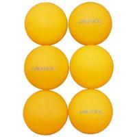 卓球ボール6pCTB006OGオレンジ40mm