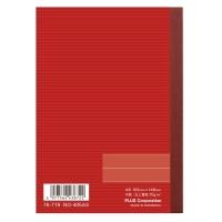 ノートブック NO-405AS A6 A罫20冊
