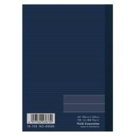 ノートブック NO-405BS A6 B罫20冊