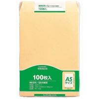 事務用封筒 PK-168 角6 100枚*10
