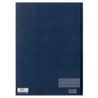 ノートブック NO-204BS A4 B罫10冊