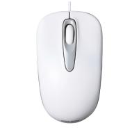有線光学式マウス MA-R115W ホワイト