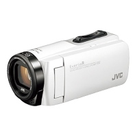 ビデオカメラー GZ-R480-W ホワイト