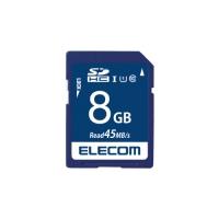 SDHCメモリカード 8GB MF-FS008GU11R