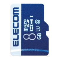 microSDHCカード 8GB MF-MS008GU11R