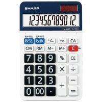 スタンダード電卓 EL155HX 中型サイズ